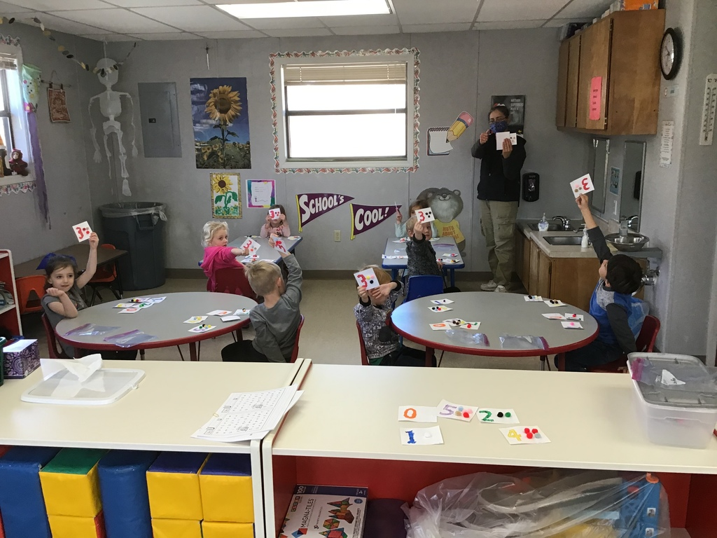 Counting in preschool